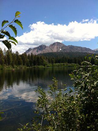 Mt. Lassen, CA (MarlaBeck)